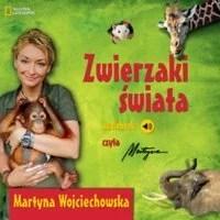 okładka książki - zwierzęta świata