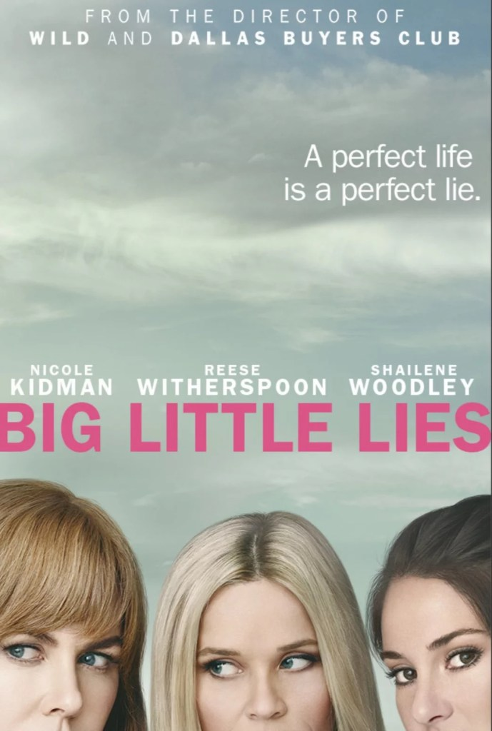 okładka serialu big little lies