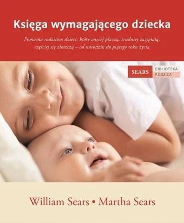okładka książki - Księga wymagającego dziecka