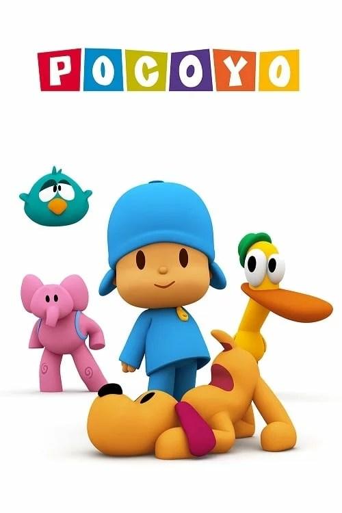 Pocoyo - edukacyjne bajki dla dzieci