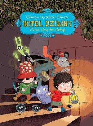 komiksy dla dzieci - hotel dziwny