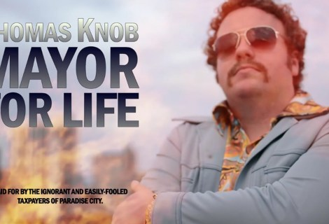 JCVDDV – Mayor Knob Campaign Commercial