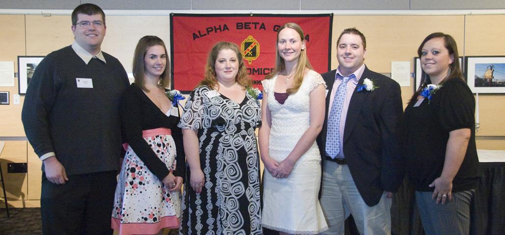 Alpha Beta Gamma Club