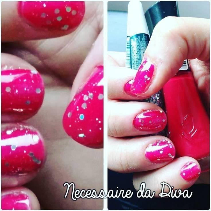 Necessaire da Diva 15356555_10154725238187319_3940668675569724249_n-1 Faça você mesma: esse esmalte bonito para arrasar. Beleza  vult unhas Impala faça você esse esmalte faça você extra brilho esmalte rosa com glitter esmalte rosa com brilho esmalte lindo esmalte chique esmalte Eico disco ball impala dicas Brilho