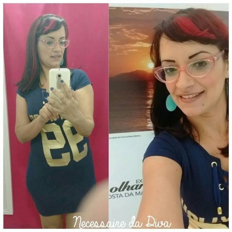 Necessaire da Diva photostudio_1488282248789 Sefies & moda street. Moda  Visual novo vestido Street Selfies Sair com óculos de grau Moda street Moda básica moda Estilo #blogueira