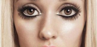 Gözleri Büyük Gösteren Makyaj Teknikleri