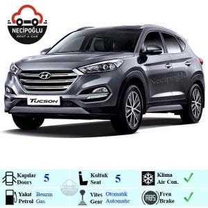 Keçiören araç kiralama Hyundai Tucsan