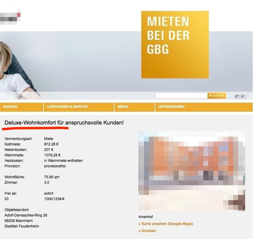 Offener Brief an die Aufsichtsratsmitglieder der GBG – Neckarstadtblog