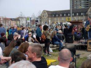 Publikum bei Kroethe