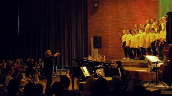 """Aufführungen von """"Musik an Melanchthon"""" wirken nicht nur sehr professionell – sie sind es   Foto: M. Schülke"""