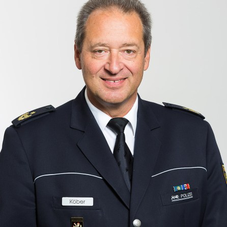 Polizeipräsident Thomas Köber | Foto: Polizeipräsidium Mannheim