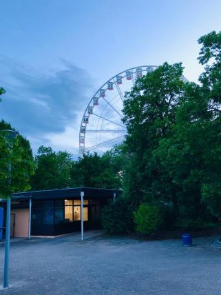 """Die Projektreihe """"Multi-komm!"""" in der Multihalle   Foto: M. Freymuth"""