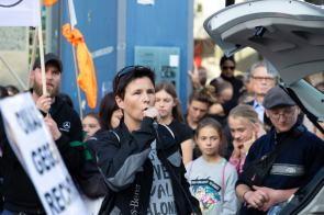 """2019 09 20 fridays for future 03 cki - Bislang größte """"Fridays for Future""""-Demo in Mannheim"""