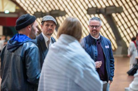 Das 1. Mannheimer Placemaking Forum fand am 26. September 2019 in der Multihalle statt | Foto: Startup Mannheim / Steffen Baumann