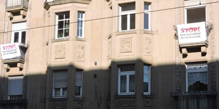 fenster und balkon aktionen 2 - Fenster- und Balkon-Aktionen gegen Mietwucher und Verdrängung