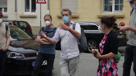 verkehrsversuch rundgang p1100089 - Fotostrecken: Hofflohmärkte und Aktionstag zur Aufenthaltsqualität im öffentlichen Raum