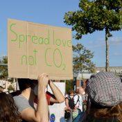 klimastreik demo allefuersklima 2021 09 24 p1100168 - Fotostrecke: Über 4000 bei Klimastreik in Mannheim