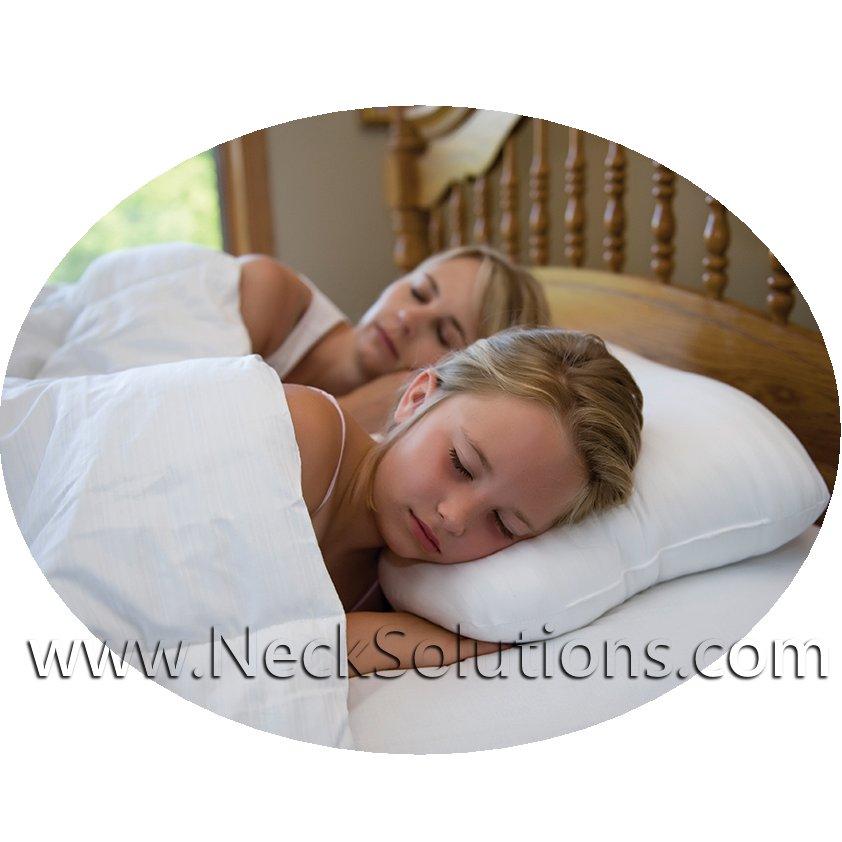 neck pillow cervical support pillow