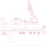 いずも建造中です! 護衛艦シリーズも鋭意開発中!