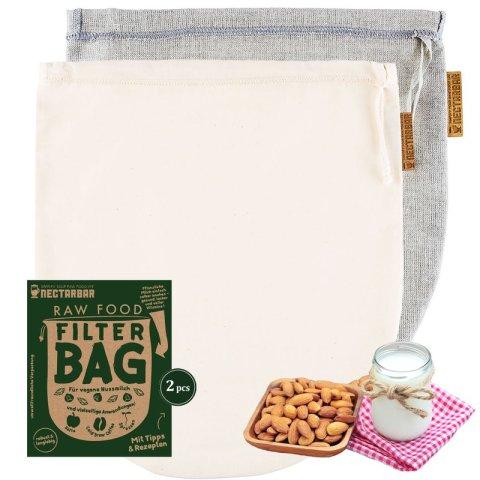 Nectarbar Mixpack aus Baumwolle und Leinen