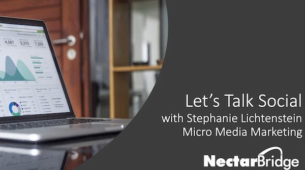 Let's Talk Social with Stephanie Lichtenstein