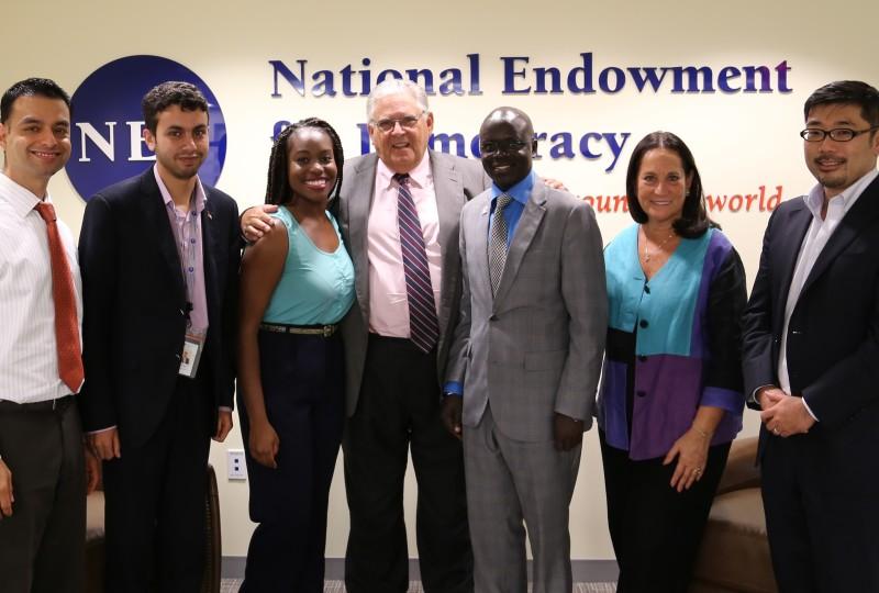 Bildergebnis für National Endowment for Democracy