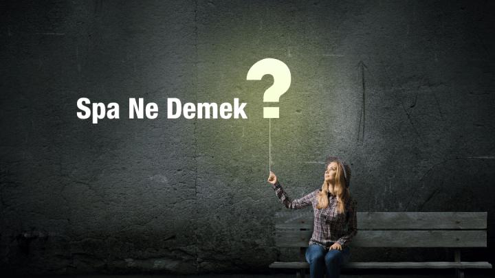 Spa Ne Demek ?