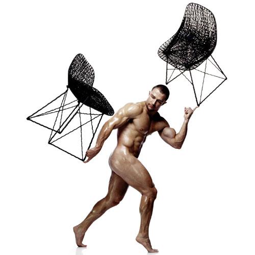 Carbon Chair Bertjan Pot en Marcel Wanders