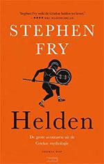 Stephen Fry, Helden: de grote avonturen uit de Griekse mythologie (vert. Henny Corver, Frits van der Waa, Pon Ruiter & Ineke van den Elskamp) (Thomas Rap 2019), 480 blz.