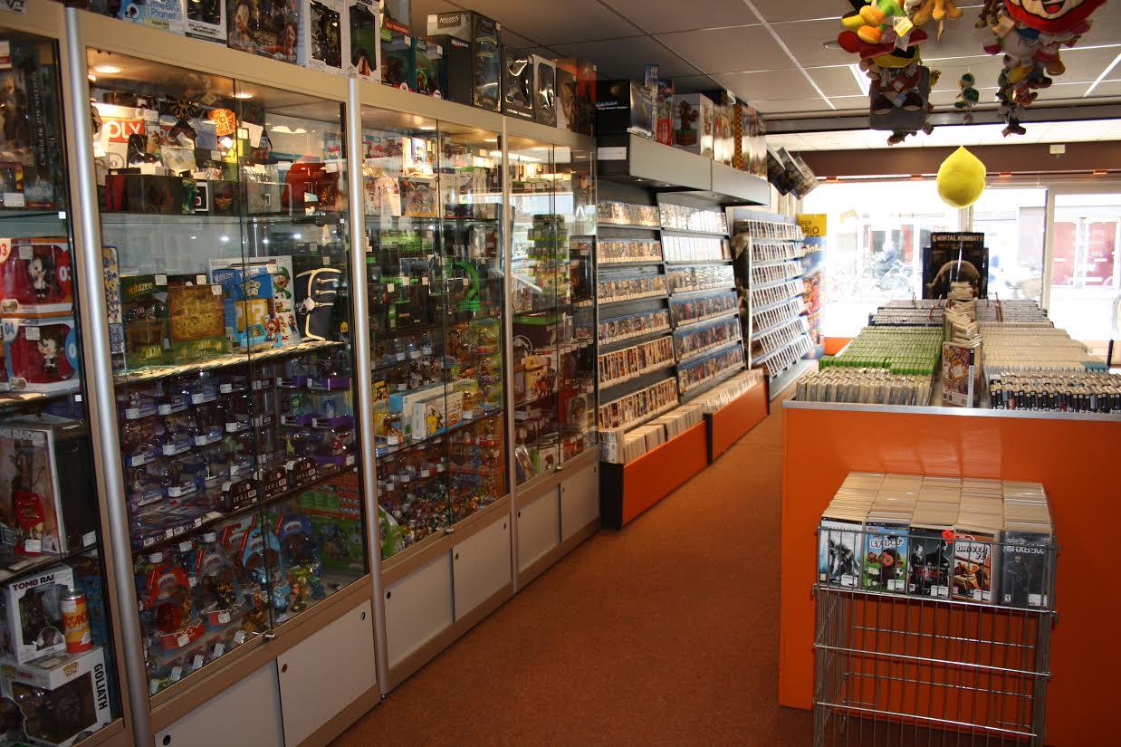Winkel Utrecht Nedgame