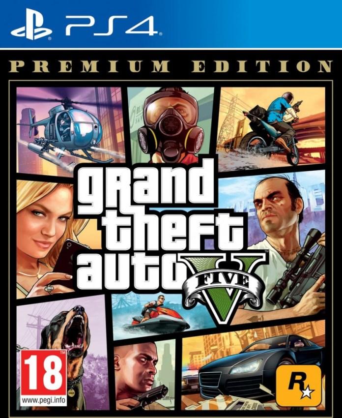 Grand Theft Auto 5 (GTA V) Premium Edition