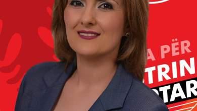 Photo of Albana Pasholli, kandidate e denjë për deputete në Dibër