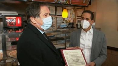 Photo of Ndihma bujare e shqiptarit vlerësohet me mirënjohen zyrtare të Këshillit të Bashkisë së Qytetit New York