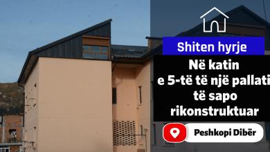 Photo of Shiten hyrje ne Peshkopi