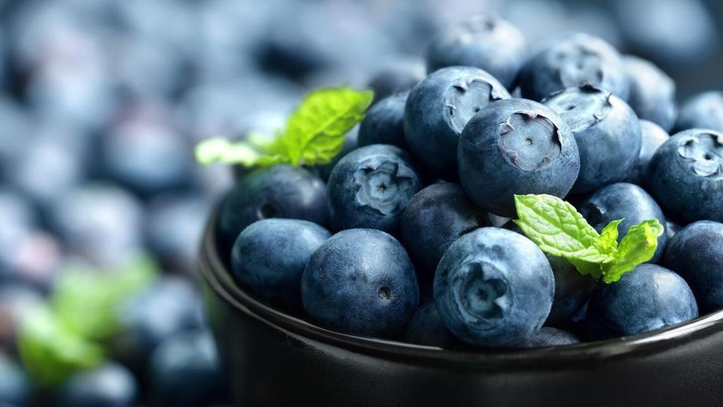 blueberries are good cancer-fighting foods