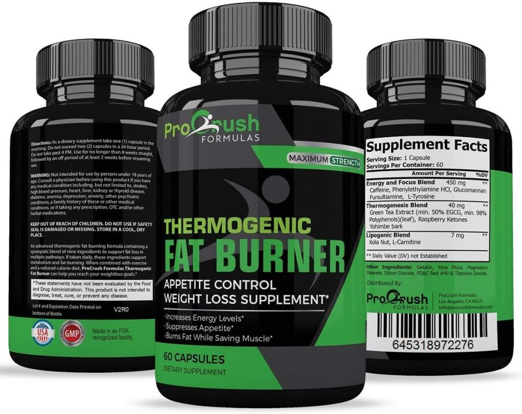 thermogenic fat burners