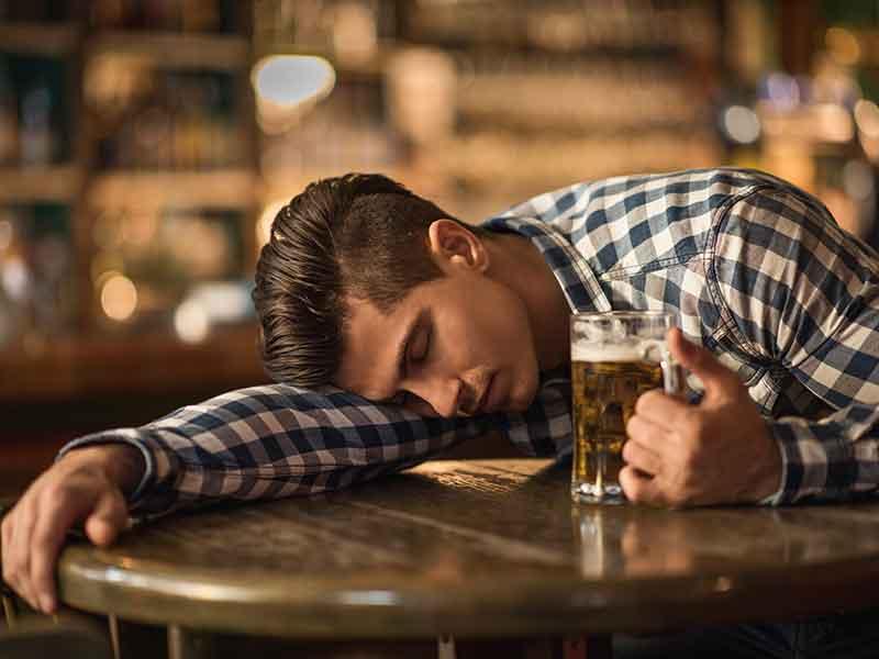 alcohol abuse and hormonal imbalance