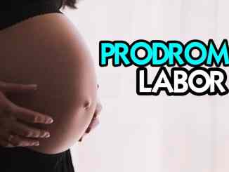 什么 Is Prodromal Labor?