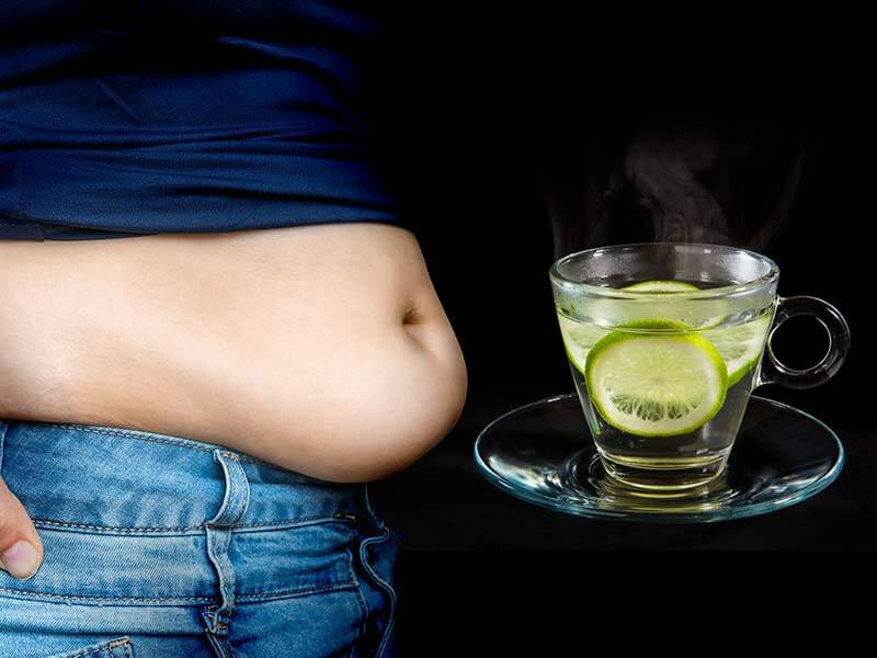 What Can I Drink To Lose Belly Fat While Breastfeeding?