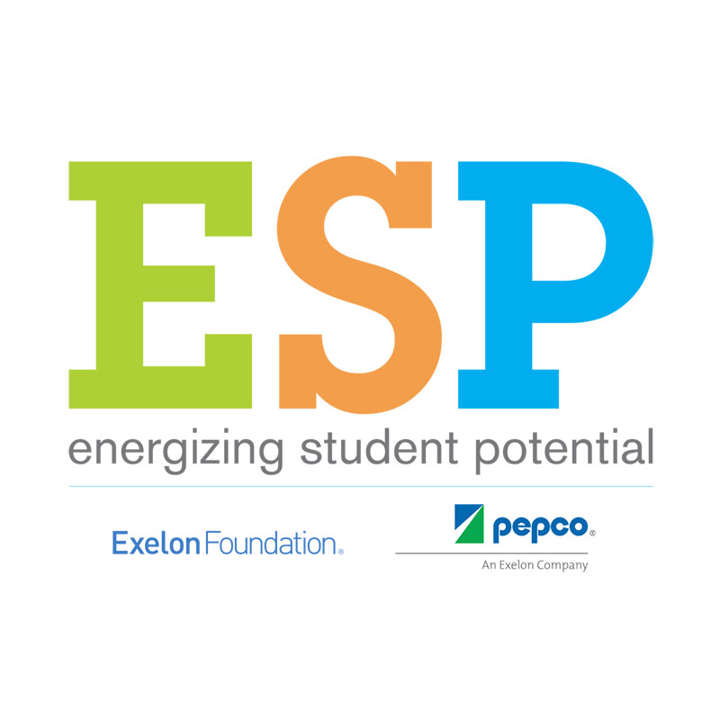 Energizing Student Potential - Pepco Logo