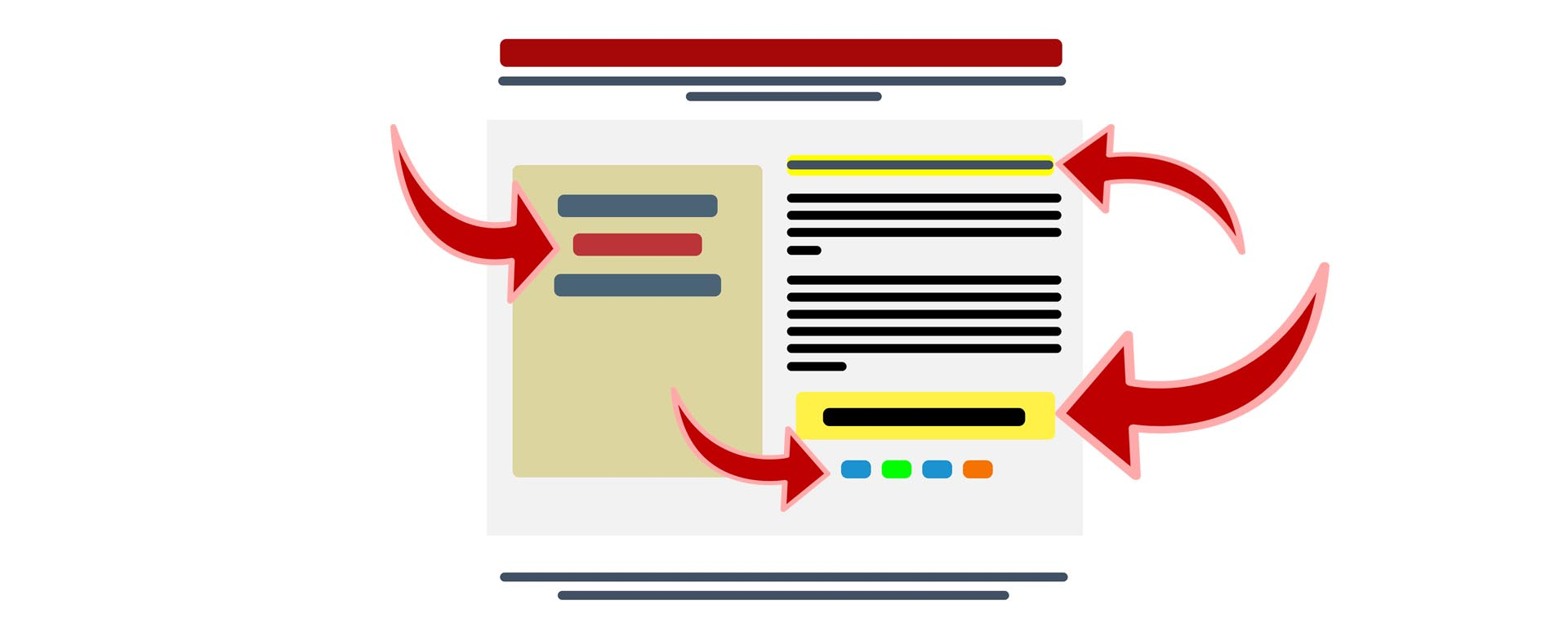 Convertible Landing Page Design