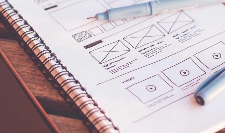 web design for branding
