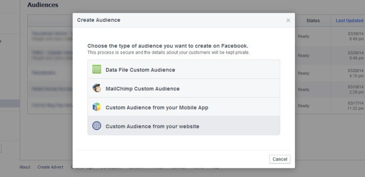 Targeting facbook ads 02