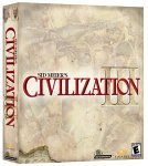 Civilization 3 box art