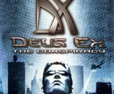 Deus Ex: The Conspiracy PS2