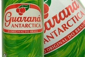 Guarana Antarctica cans