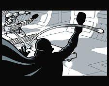 Darth Vader Ping Pong T-shirt by Oddica