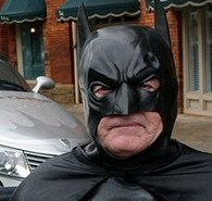 George 'Batman' Perkins