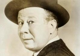 Bert Lahr with hat