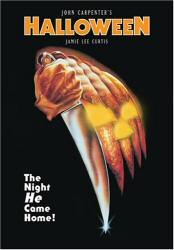 Halloween DVD cover art